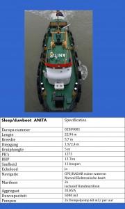 Microsoft Word - Sleepboot Anita specificaties.docx